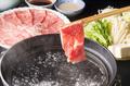 日本料理 「歌留多」 ディナータイム限定 国産牛しゃぶしゃぶ食べ放題